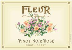 Fleur de California Pinot Noir Rose.  NEED to try!!