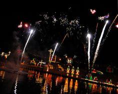 Natchitoches, LA - Festival of Lights
