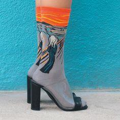 socks art - Buscar con Google