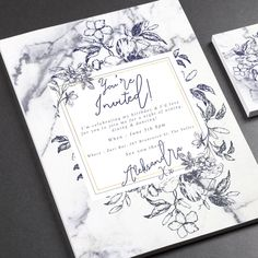 Invitation Design on The Loop