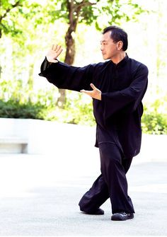 Master Joe Lok - tai chi chuan Hong Kong