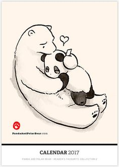 «Panda And Polar Bear - Reader's Favourite Collection 2» de Panda And Polar Bear