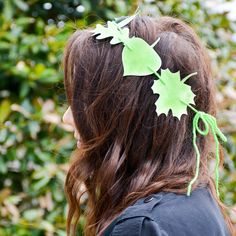 Nicole™ Crafts Leaf Headband
