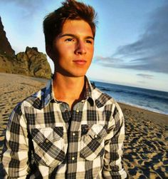 When did this happen?! This is the little brother, Dustin, from Zoey 101! Paul Butcher