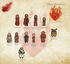 House Baratheon of Dragonstone - A.C.O.K. by GlassSiva.deviantart.com
