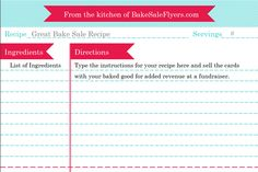 Free Recipe Card Templates For Word Brilliant Printable Recipe Cards  Bridal Shower  Pinterest  Recipe Cards .