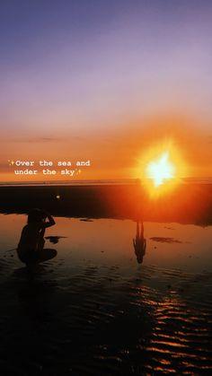 - Photography, Landscape photography, Photography tips Sky Quotes, Tumblr Quotes, Nature Quotes, Lyric Quotes, Qoutes, Sunset Captions For Instagram, Sunset Quotes Instagram, Beach Sunset Quotes, Sunrise Quotes