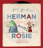 Gus Gordon Herman and Rosie