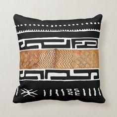 Cheap Throw Pillows, Cheap Decorative Pillows, Large Pillows, Diy Pillows, Custom Pillows, Ethnic Home Decor, African Home Decor, Tribal Decor, Boho Decor