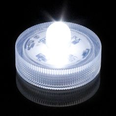 We temporarily slashed prices!   White Submersible LED Lights from only $0.85 each when you buy a pack of 10!