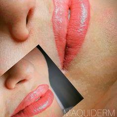 Paris 14, Lipstick, Beauty, Permanent Makeup, Lipsticks, Beauty Illustration