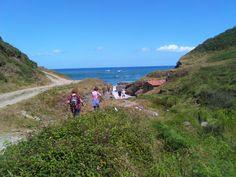 Playa de los Molinos o playa de Vanilla Cudilleros Asturias