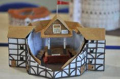 globe theatre model - Google Search