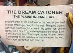 Dreamcatcher Photography With Quote Dreamcatcher explanation jpg