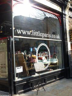 Little Paris, Islington, Image by Homegirl London
