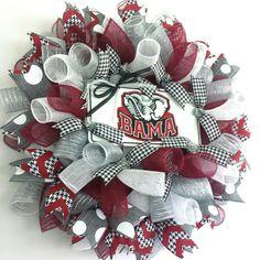 New BAMA wreath ~Roll Tide