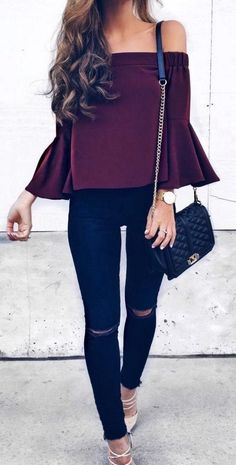 818329a27b5e 44 Stunning Ripped Jeans Ideas To Look Rugged