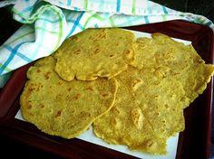 The Canary Files: Ratio Rally! Gluten-Free, Vegan Flour Tortillas
