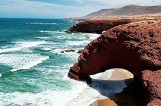 Image via We Heart It https://weheartit.com/entry/154786490 #beach #morocco #plage #maghreb #maghribia #sidiifni #maghrebi #mirleft #notsidiifnihmara