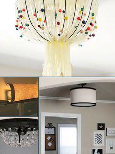7 best ceiling light covers images diy lamps light design rh pinterest com