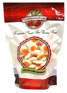 E.Frutti Mini Gummy Fried Eggs Candy, 16 Oz SweetGourmet http://www.amazon.com/dp/B00318AV5M/ref=cm_sw_r_pi_dp_PL5xwb1DX4B6Z