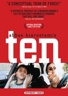 Ten (2004) Irán. Dir: Abbas Kiarostami. Documental. Feminismo. Road Movie. Familia. Relixión - DVD DOC-254-II