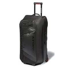 Oakley Motion 115L Roller   Oakley Motion 115L Roller Premium materials topside combined with a hard sided bottom maximize protection and durability for the ultimate travel bag.  http://www.alltravelbag.com/oakley-motion-115l-roller/