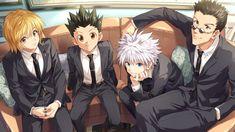 Gon And Killua Wallpaper For Desktop - Best Movie Poster Wallpaper HD Hisoka, Killua E Gon, Leorio Hxh, Manga Anime, Fanarts Anime, Manga Art, Anime Art, Anime Hunter, Otaku
