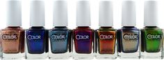 7 pc Oil Slick Collection by Color Club