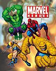 Personalized Books - Marvel - CT