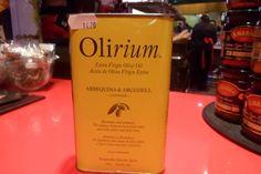 Aceite OLIRIUM.