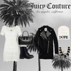 """""""Wild for Gifts with Juicy Couture"""" by andreabrodersen on Polyvore"""