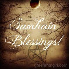 Happy All Hallows Eve! #samhain