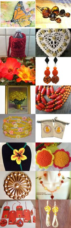 Show your colors!  SKIRTeam Sweet 16 Treasury