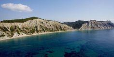 Trip in View: Η Ελλάδα όπως φαίνεται από ψηλά Greece, Beautiful Places, Water, Outdoor, Water Water, Aqua, Outdoors, Outdoor Games, Outdoor Living