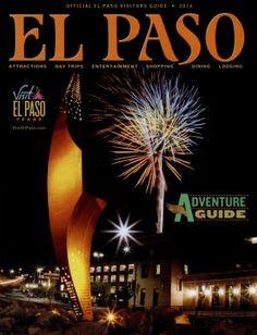 El Paso CVB Magazine #ElPaso #Travel #brochure