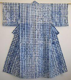 shibori dyed