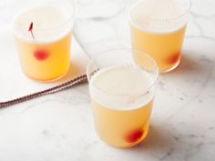 Fresh Whisky Sours Recipe : Ina Garten : Food Network - FoodNetwork.com