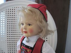 US $465.00 Used in Dolls & Bears, Dolls, By Material