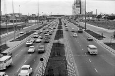 Radial Leste na década de 70.