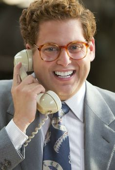 Jonah Hill (The Wolf of Wall Street) - Actor in A Supporting Role nominee - Oscars 2014 | The Oscars 2014 | 86th Academy Awards