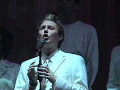 Clay Aiken - The First Noel - Eugene Oregon - 11-05-05