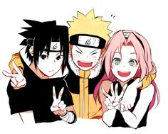I Love Them All With My Liffee Yoo! This Pic Is Just Missing Kakashi