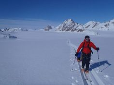 Ski 4 Cancer across Greenland in 2015! - via SourceWire.com