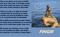 FINGIR (PRETEND)