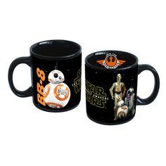Mug Star Wars EP7 Droïds & BB-8