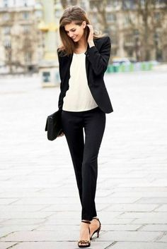 Simple And Perfect Interview Outfit Ideas (18)