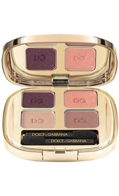 Right off the runway, Dolce&Gabbana beauty!
