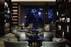 Palace Hotel Tokyo _ The Palace Lounge