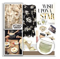 """Wish Upon A Star...Yoins"" by melissa-de-souza ❤ liked on Polyvore featuring Oscar de la Renta, Dolce&Gabbana, Kendra Scott and Bobbi Brown Cosmetics"